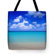 Aruba Sky And Sea Tote Bag