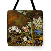 Arum And Conservatory Plants 1864 Tote Bag