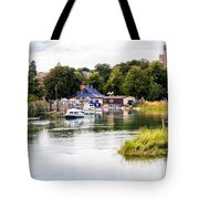 Arundel Tote Bag by Trevor Wintle