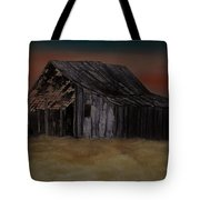 As Darkness Falls Tote Bag