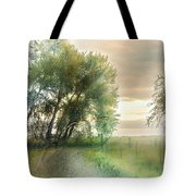 As Days Go By Tote Bag