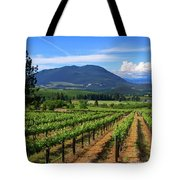 As Far As The Eye Can See Tote Bag by Skip Hunt