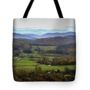 As Far As The Eyes Can See Tote Bag