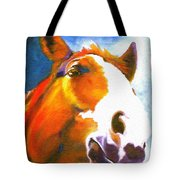 As I Was Saying Tote Bag
