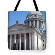 As Long As The Waters Flow Tote Bag
