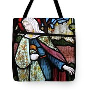 As Quietly As I Go  Tote Bag