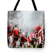 As The Smoke Clears Tote Bag