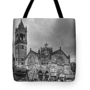 As The World Passes By... Tote Bag
