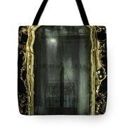 As Through A Glass Darkly  Tote Bag