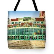 Asbury Park Convention Center Asbury Nj Tote Bag