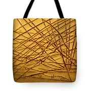 Ascending - Tile Tote Bag