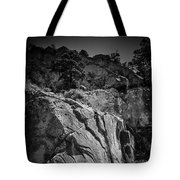 Ascent Of The Spirit Tote Bag