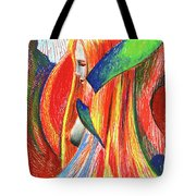 Ascent Of Water Tote Bag