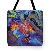 Ascetic Combustion Tote Bag