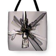 Ascorbic Acid Crystal Tote Bag
