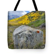 Ashcroft Colors Tote Bag