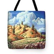 Ashcroft Landscape Tote Bag