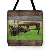 Ashes To Ashes - Rust To Rust Tote Bag