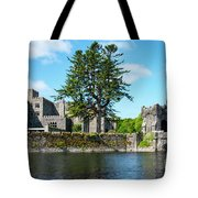 Ashford Castle And Cong River Tote Bag