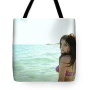 Ashley Greene Tote Bag