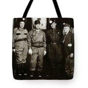 Ashley Pa  Glen Alden Coal Co  Huber Coal Breaker 1962 Tote Bag