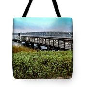 Ashley River Sc Tote Bag