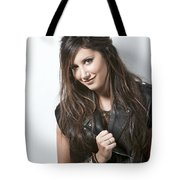 Ashley Tisdale Tote Bag