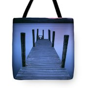 Ashness Jetty, Derwentwater, England Tote Bag