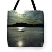 Ashokan Sunset Photograph Tote Bag