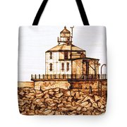 Ashtabula Harbor  Tote Bag