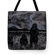 Asia.gone With The Wind Tote Bag