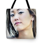 Asian Art Tote Bag