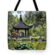 Asian Charm  Tote Bag