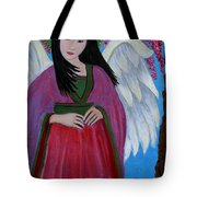 Asian Earthangel Tuyen Tote Bag