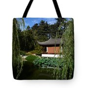 Asian House. Tote Bag