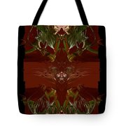 Asian Spice Tote Bag