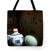 Asian Spirits Tote Bag