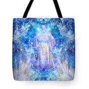 Asiaq-goddessofweather Tote Bag