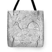 Askance Tote Bag