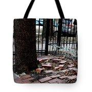 Askew Tote Bag