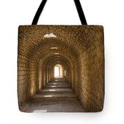 Asklepios Temple Passageway Tote Bag