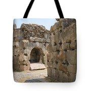Asklepios Temple Ruins Tote Bag