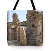 Asklepios Temple Ruins View 2 Tote Bag