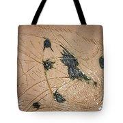 Asleep - Tile Tote Bag
