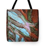 Asleep Tile Tote Bag