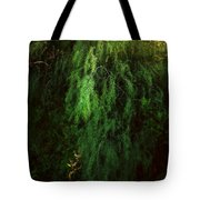 Asparagus Jungle Tote Bag