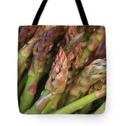 Asparagus Tips 2 Tote Bag