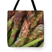 Asparagus Tips 2 Tote Bag