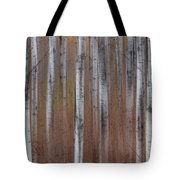 Aspen Abstract Vertical Tote Bag