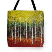 Aspen Bright Tote Bag